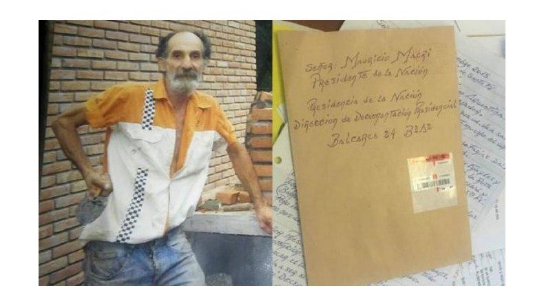 Puestero rosarino mandó $100 a Casa Rosada y Macri lo llamó