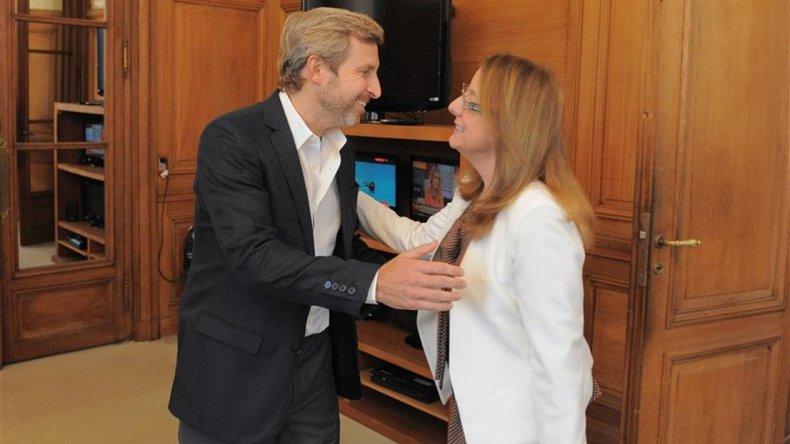 Santa Cruz tiene extremas necesidades, dijo Alicia Kirchner