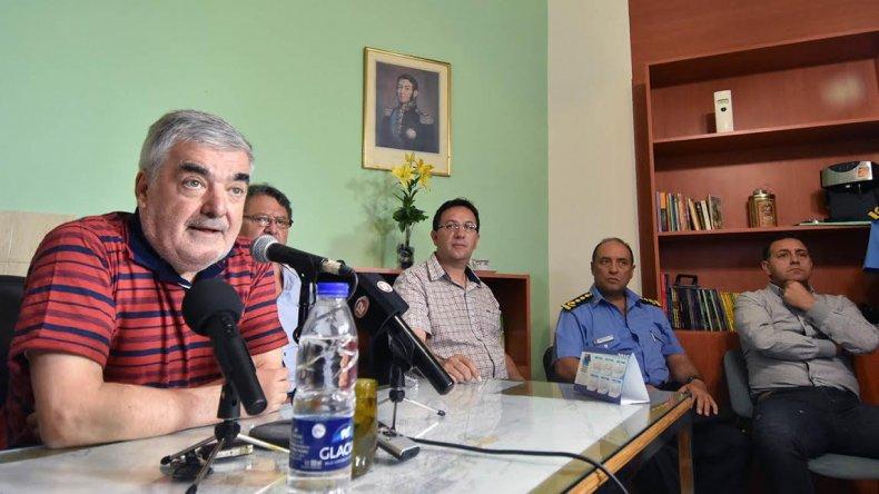 Se anunció la compra de cámaras para las cinco ciudades más importantes de Chubut