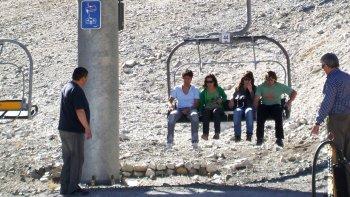 Más de 1.500 turistas disfrutaron en enero de los atractivos que ofrece La Hoya