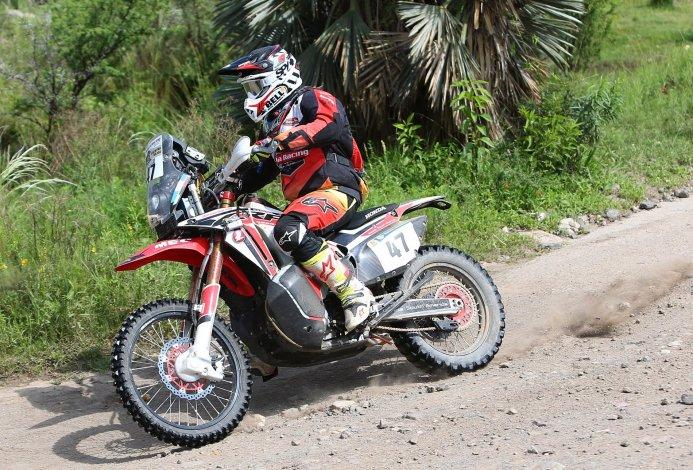 Peterhansel fue el dueño  de un nuevo Rally Dakar