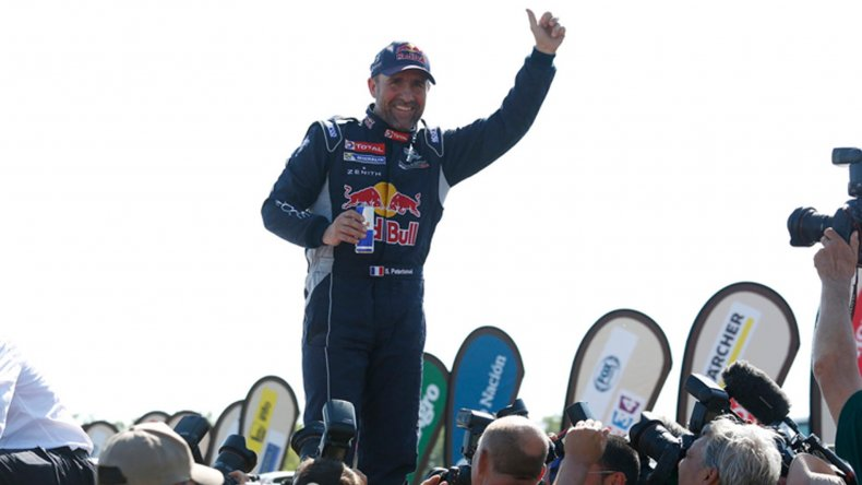 Stephane Perterhansel logró ayer su duodécima victoria en el Dakar