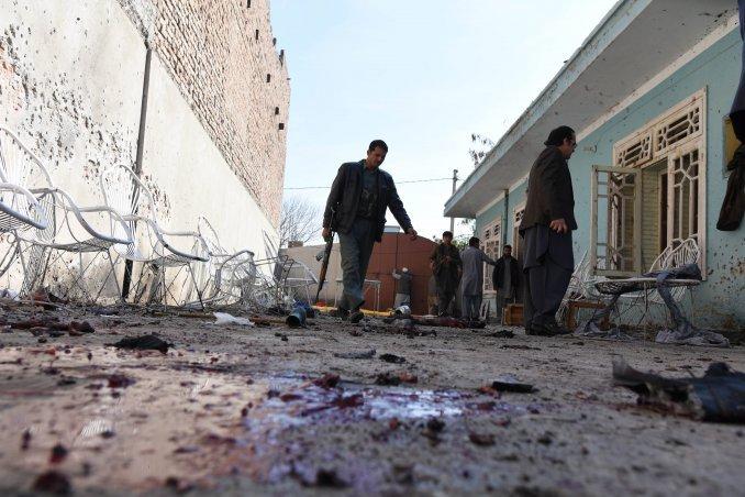 Afganistán: hay al menos once muertos en un ataque suicida