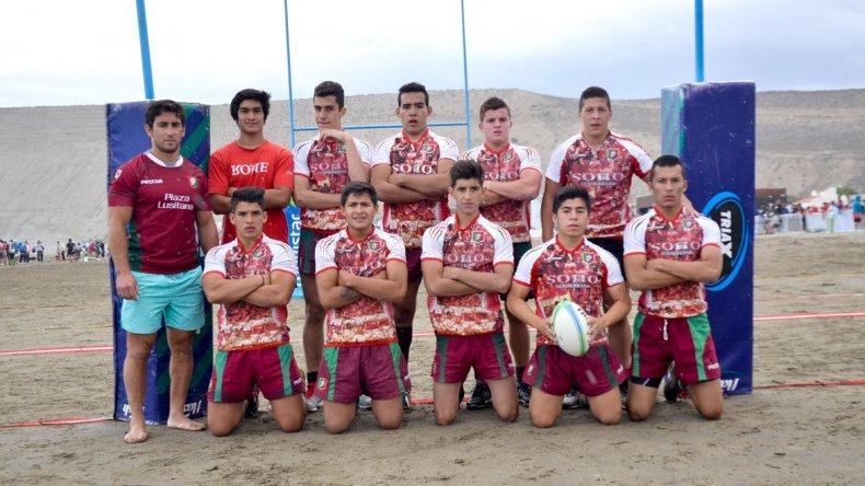 En la categoría Juveniles se destacó el combinado de Deportivo Portugués.