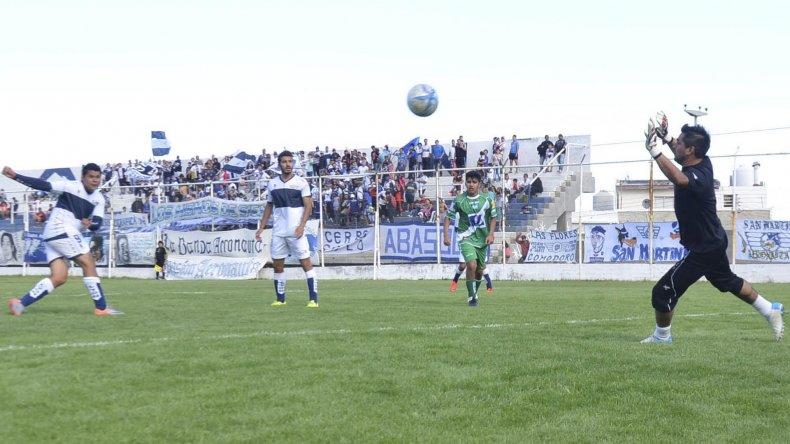 El delantero Federico Gómez