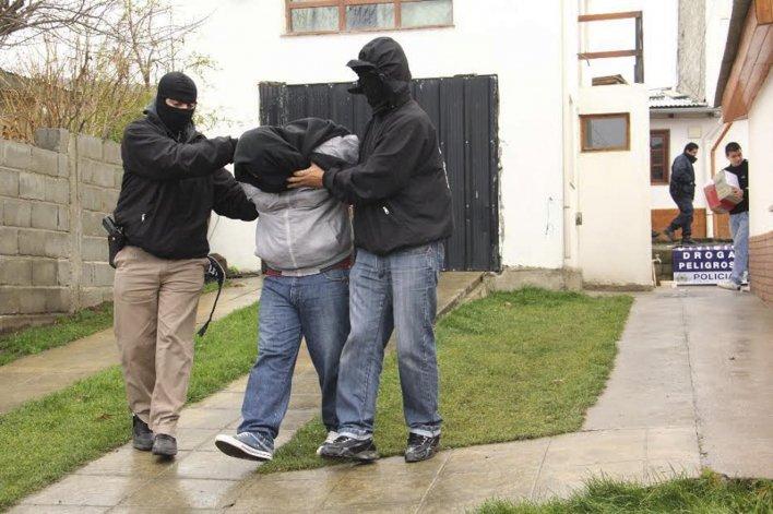 Apadrinados fue uno de los operativos más sensibles en la lucha contra el narcotráfico que realiza la Policía local.