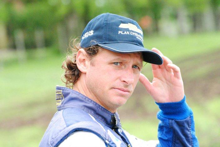 David Nalbandian espera seguir mejorando en el campeonato Argentino de Rally.