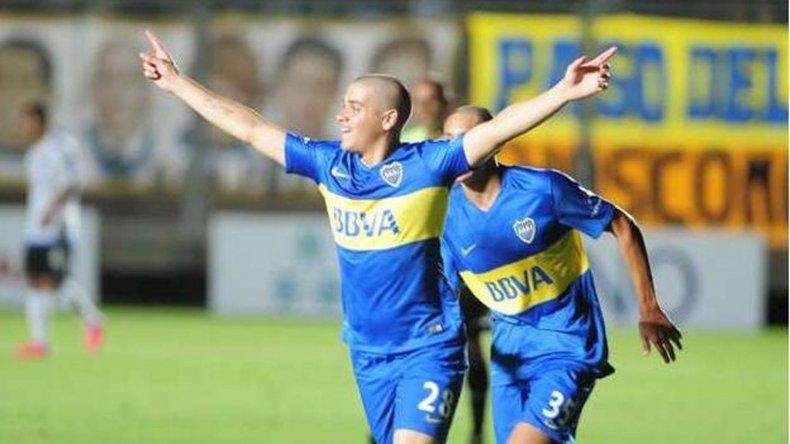 Alexis Messidoro viene de marcarle un gol al Emelec de Ecuador.