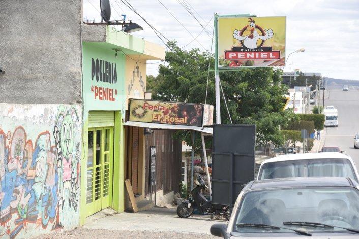 Policía frustró el robo en  una pollería de Las Flores
