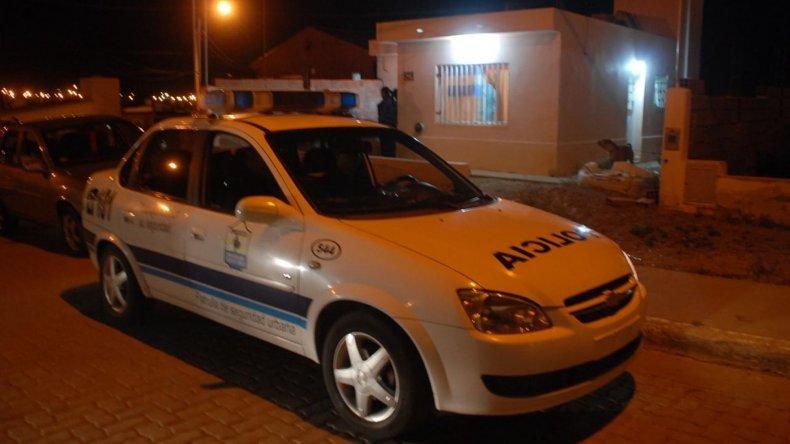 El robo en una vivienda del barrio Bicentenario fue descubierto en la noche del sábado