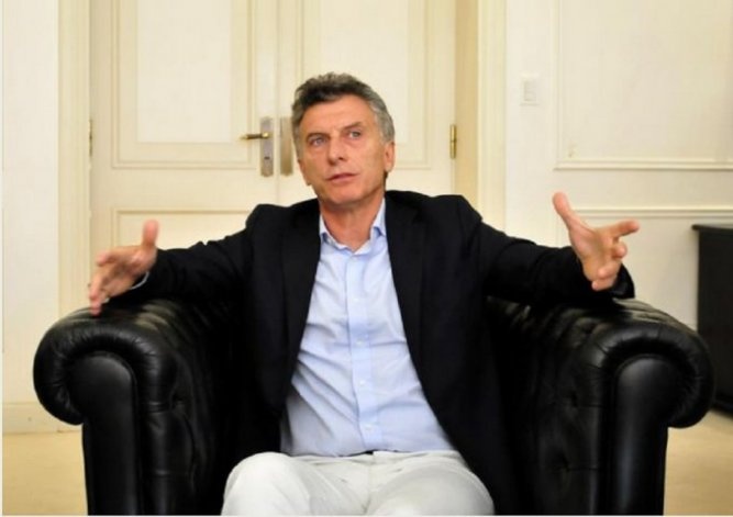 Macri viajará por la tarde al Foro de Davos
