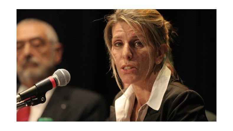 Arroyo Salgado insistió con que la muerte de Nisman fue un magnicidio