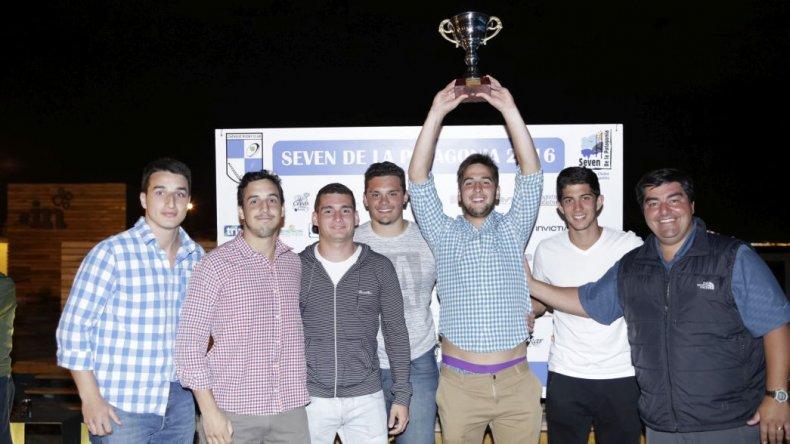 Los festejos del Seven de Rugby en el parador #IN