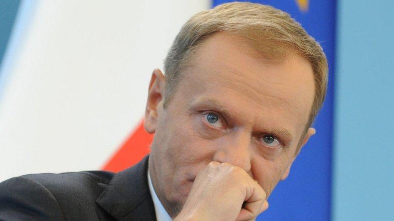 Donald Tusk reconoció que la situación está cerca de escapársele de las manos a la Unión Europea.