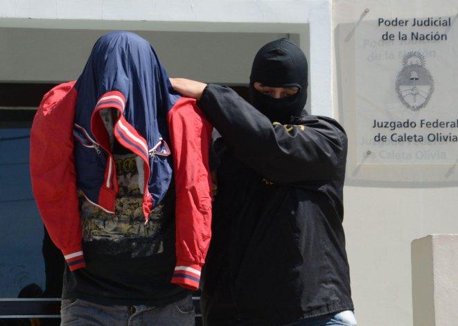 Jorge Chaile permanece detenido y ayer se negó a prestar declaración indagatoria.