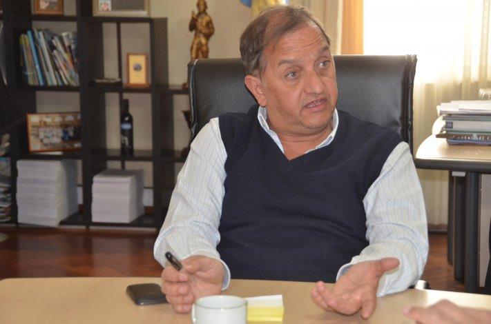 Linares pide que Nación devuelva un  poco de todo lo que le dio Comodoro