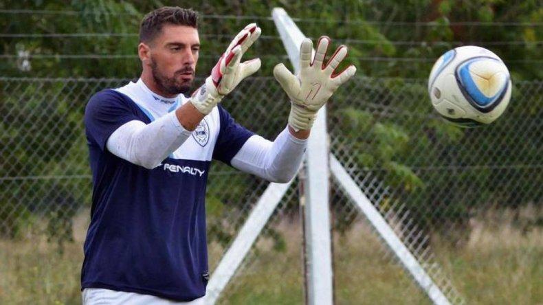 Nicolás Navarro defendió la última temporada la camiseta de Gimnasia y Esgrima La Plata.