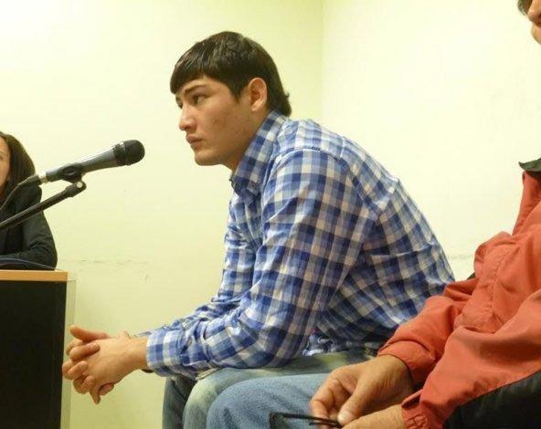 Chipi Rodríguez violó el arresto domiciliario