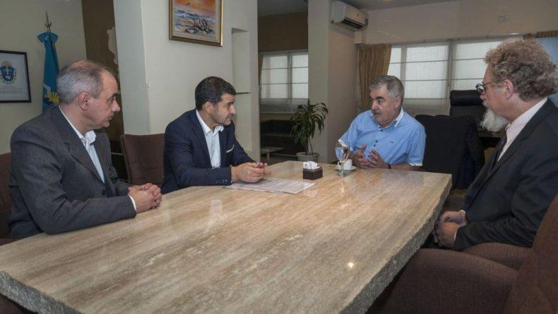 Das Neves le solicitó a Galuccio  que YPF sea parte de la solución