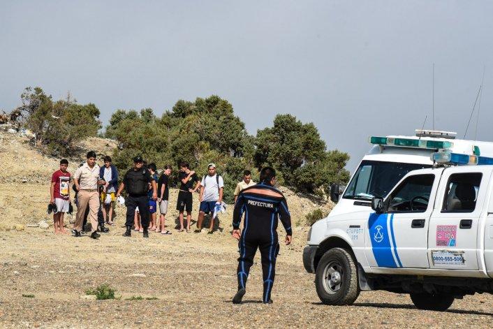Durante enero aumentaron los rescates en las playas de la ciudad