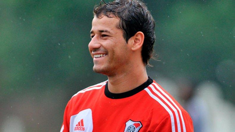 Rodrigo Mora podrá estar a disposición de Marcelo Gallardo cuando River enfrente a Boca en Mar del Plata.