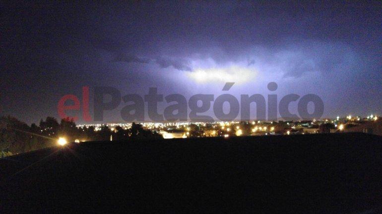 Foto: Carlos víawhatsapp a El Patagónico.