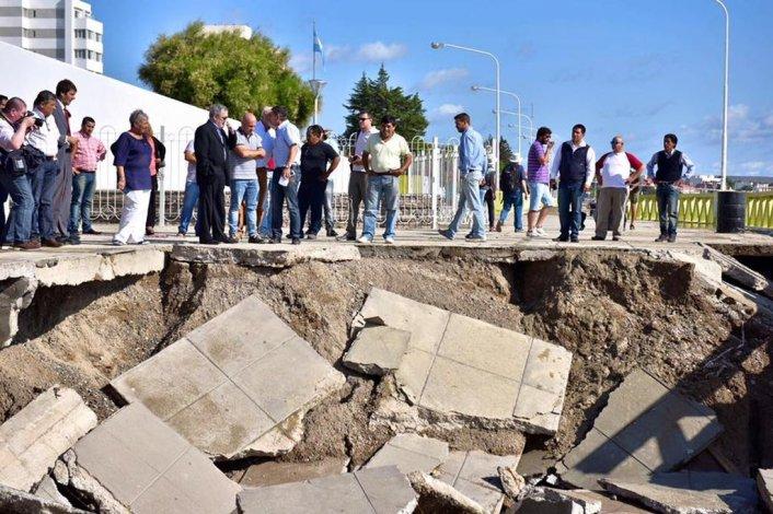 Foto: Municipalidad de Puerto Madryn.