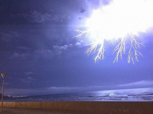 Foto de la costa de Rada Tilly
