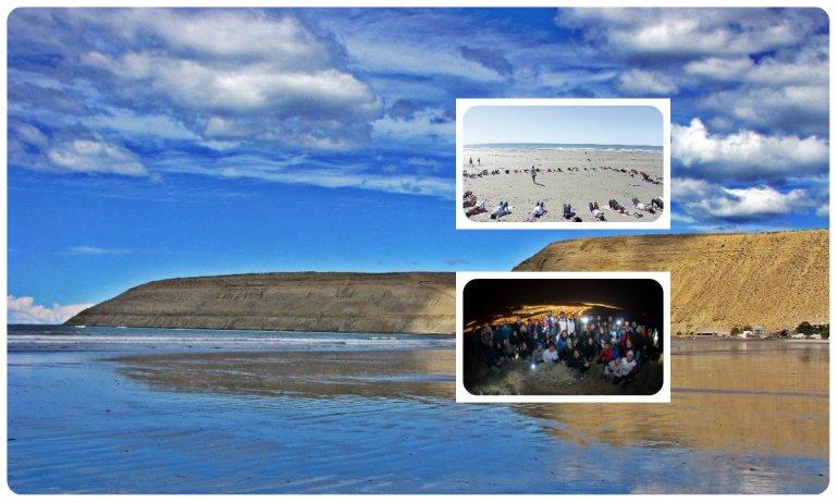 Caminata, Trekking de la Luna y yoga al aire libre este fin de semana