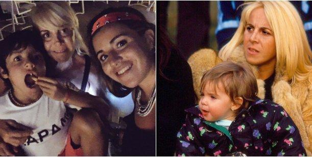 Los emotivos mensajes de Dalma y Gianinna por el cumpleaños de Claudia