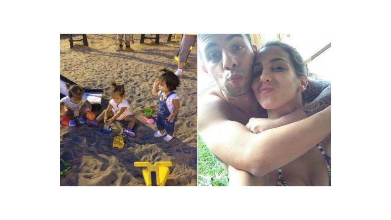 El nuevo destino de Cinthia Fernández y Matías Defederico
