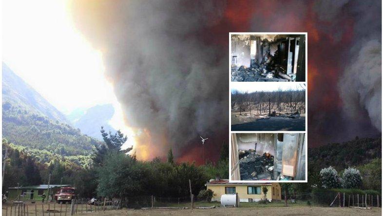 Combaten el fuego 7 medios aéreos y 200 personas: ya consumió 1450 hectáreas