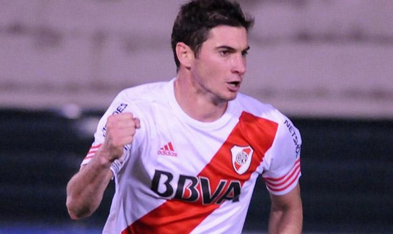 Lucas Alario será esta noche uno de los delanteros titulares en River.