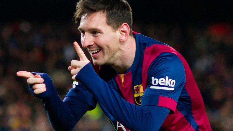 El Barcelona venció al Atlético y se convirtió en el único líder