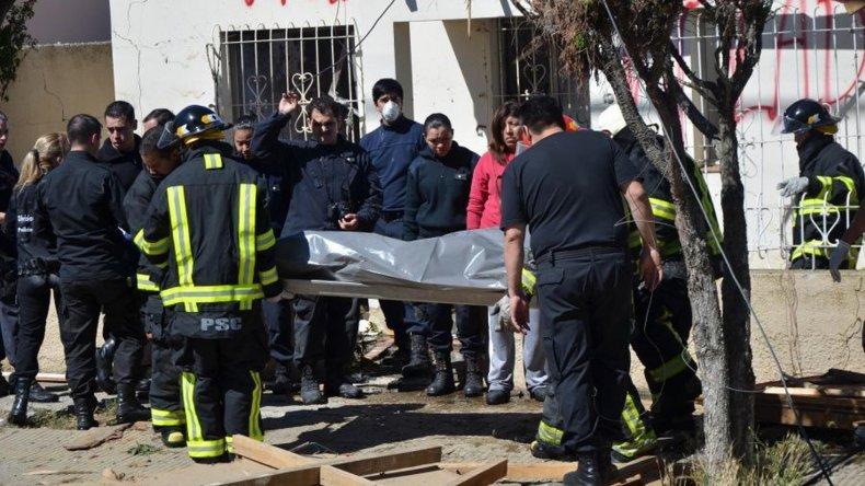 El cuerpo del gendarme retirado fue hallado en el baño. Le faltaba un brazo y hay incidíos de que lo habían torturado.