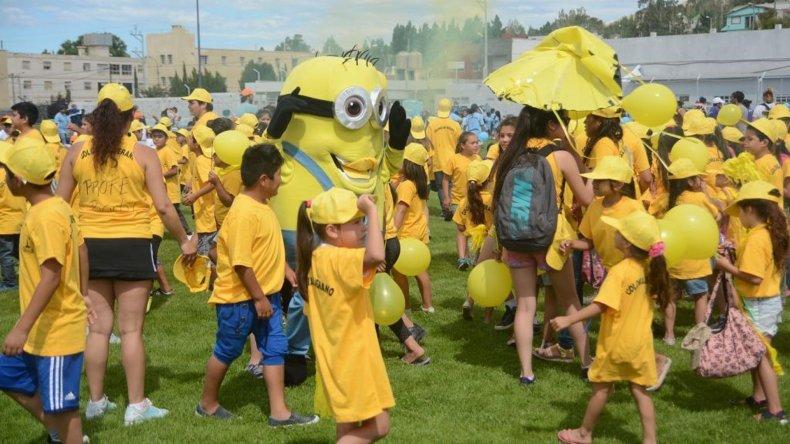 Más de 2.500 chicos participaron de la primera etapa de las Colonias de Verano