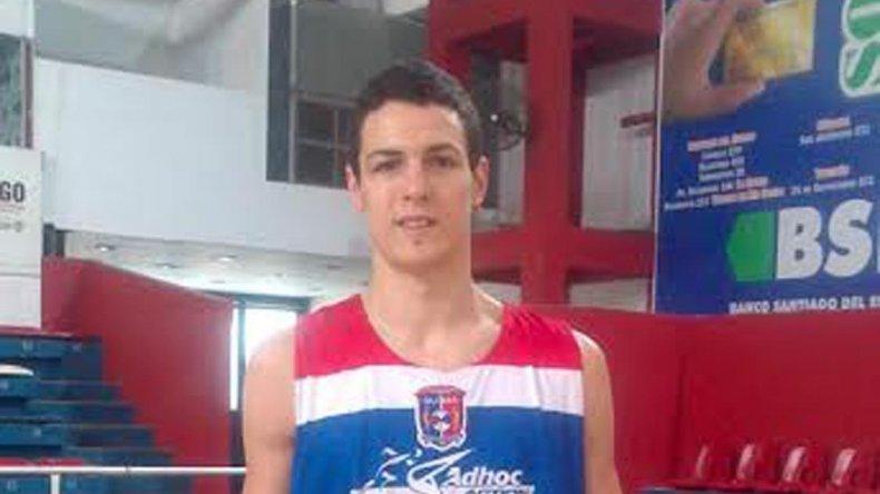 Agustín Caffaro se sumará la próxima semana a Huracán de Trelew.