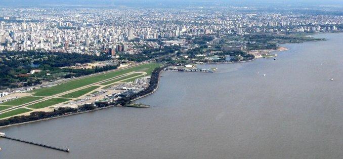Alerta por la crecida del Río de La Plata