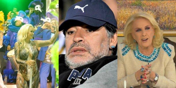 Verónica Ojeda con mordaza legal para hablar de Diego