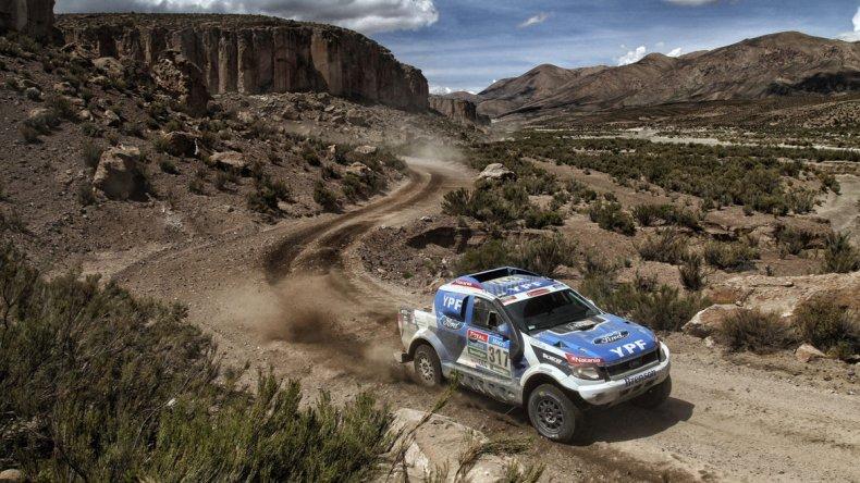Develaron más detalles del Dakar 2017