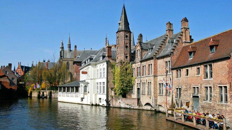 Fue llamada la Venecia del norte por sus canales.