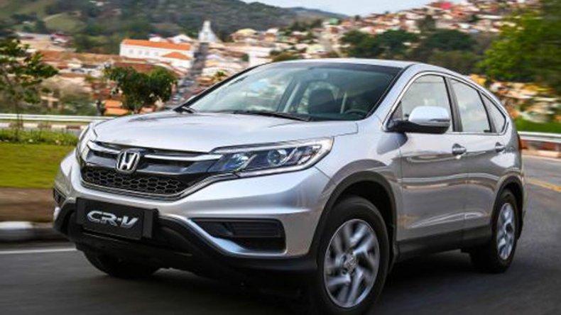 Cuenta regresiva para la renovada Honda CR-V