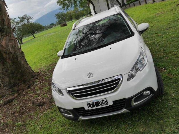 Peugeot 2008: primer contacto en Argentina