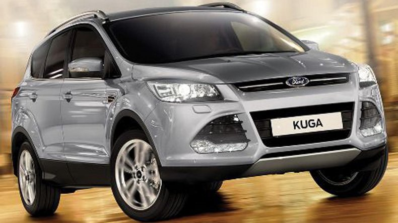 Ford Kuga, ahora con motor 2.0 EcoBoost