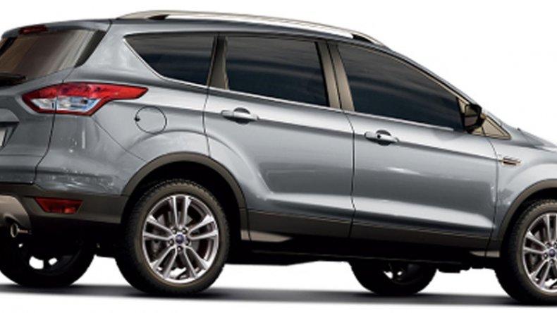 Ford Kuga, ahora con motor 2.0 EcoBoost