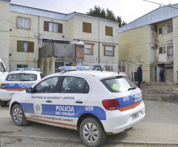 El hallazgo de estupefacientes se produjo en un departamento de las 1.008 Viviendas.