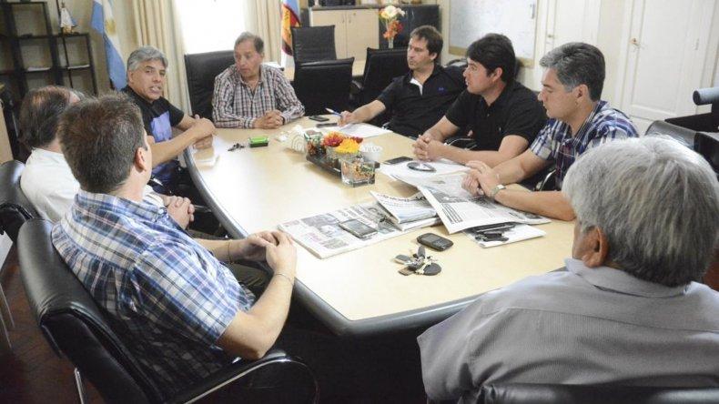 Diputados de Comodoro y el intendente Linares trabajarán juntos para definir las obras que priorizará la gestión