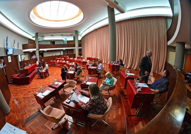 Los recortes de gastos en la Legislatura posibilitarán un importante ahorro