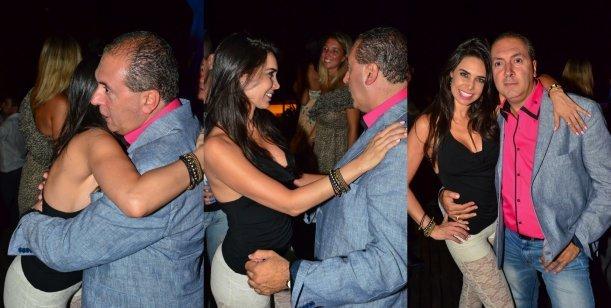 Escándalo con Sabrina Ravelli en reconocido restaurante