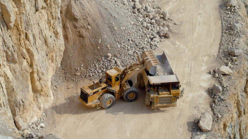 Uno de los puntos cuestionados es que el proyecto prevé que el material extraído no será procesado en la provincia.